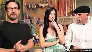 HDVPass MILF babe India Summer rides dick like a champ