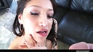Vicki Chase Cum Facial Finale