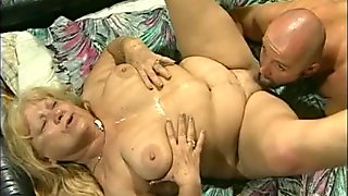 A Mature BBW orgy, so much skin! - Julia Reaves