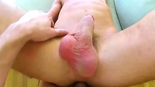 Muscular stud assfucks horny hunk