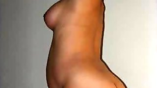 Teen Pregnant GFs Get Naked!
