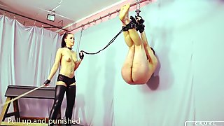 Cruel Punishments - Pull up and punished