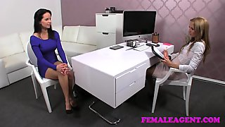 FemaleAgent Get nice and wet for me