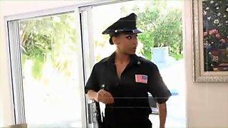 Jazzy Jamison Security Guard Duties
