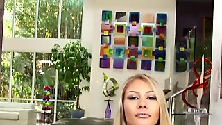 Throated Mena Mason's First Time On Throated.com