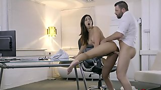 Office Secretary is DTF at Work