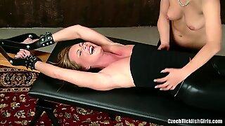 Irena's vengeance to Sandra