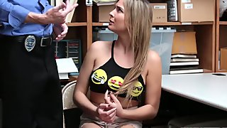 Proposal of Her Getting Fucked Hard by the Deputy