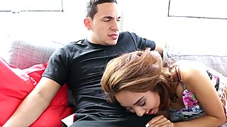 Mila Jade in Step Siblings Fuck While Parents Are Gone Movie