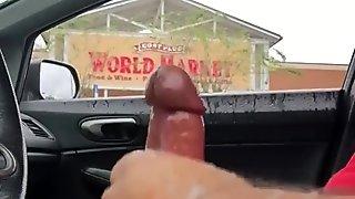 Giant Cumshot Dick Flash