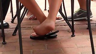 Candid feet #169 part 1