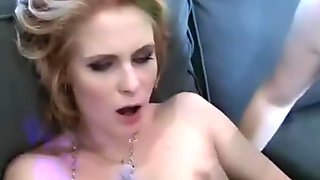 Hot dancing and nasty masturbation