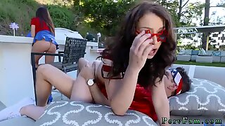 Seduced by my crony  pal s step daughter over and Family Fourth Of July