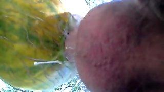 Solo Male with a Melon