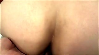 fat coworker backing her fat ass up to show her hairy pussy