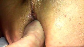 Penetration (Fisting) close up